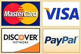 credit card symbols